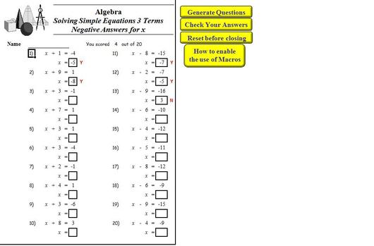 GCSE Resources for teachers and students Home – Maths Data Handling Worksheets